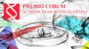 Convocatoria Premio COBCM al mejor TFG 2019