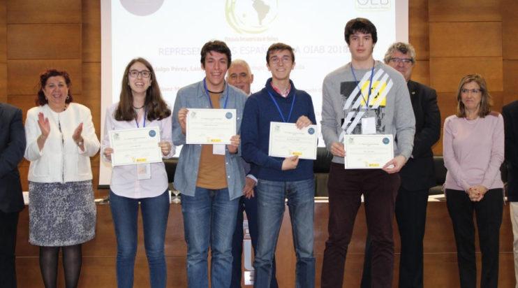 Campaña de micromecenazgo para ir a las Olimpiada Iberoamericana de Biología.