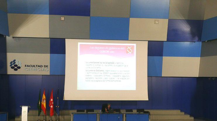 El COBCM participa en la asignatura REP de la UAM