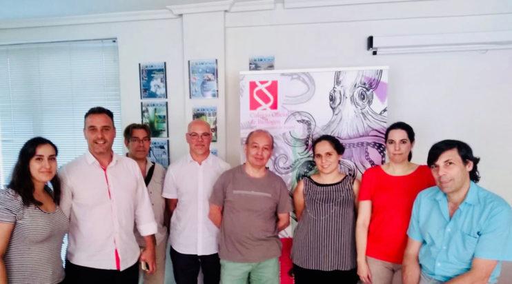 Nuevo Grupo de Trabajo en el COBCM