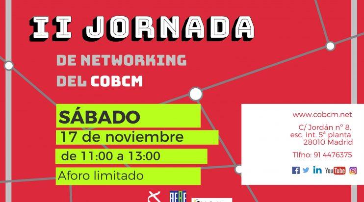 II jornada de Networking del COBCM