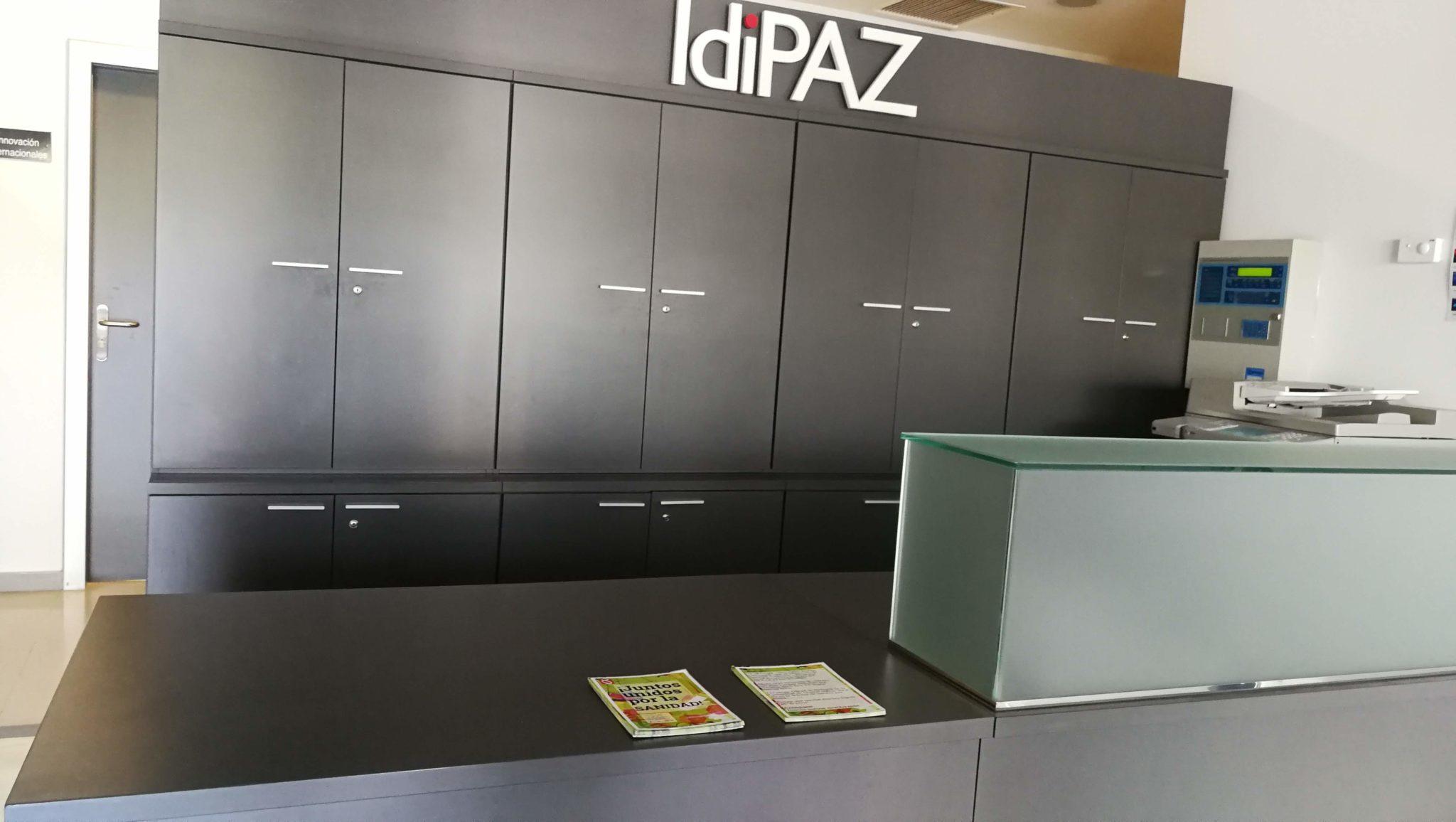 Flyers en IdiPAZ