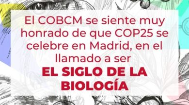 Adhesión del COBCM a la cumbre del clima