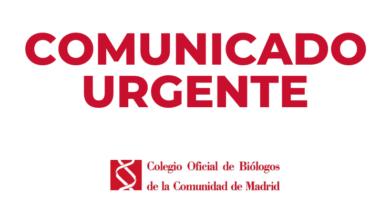 COMUNICADO URGENTE llamamiento voluntarios