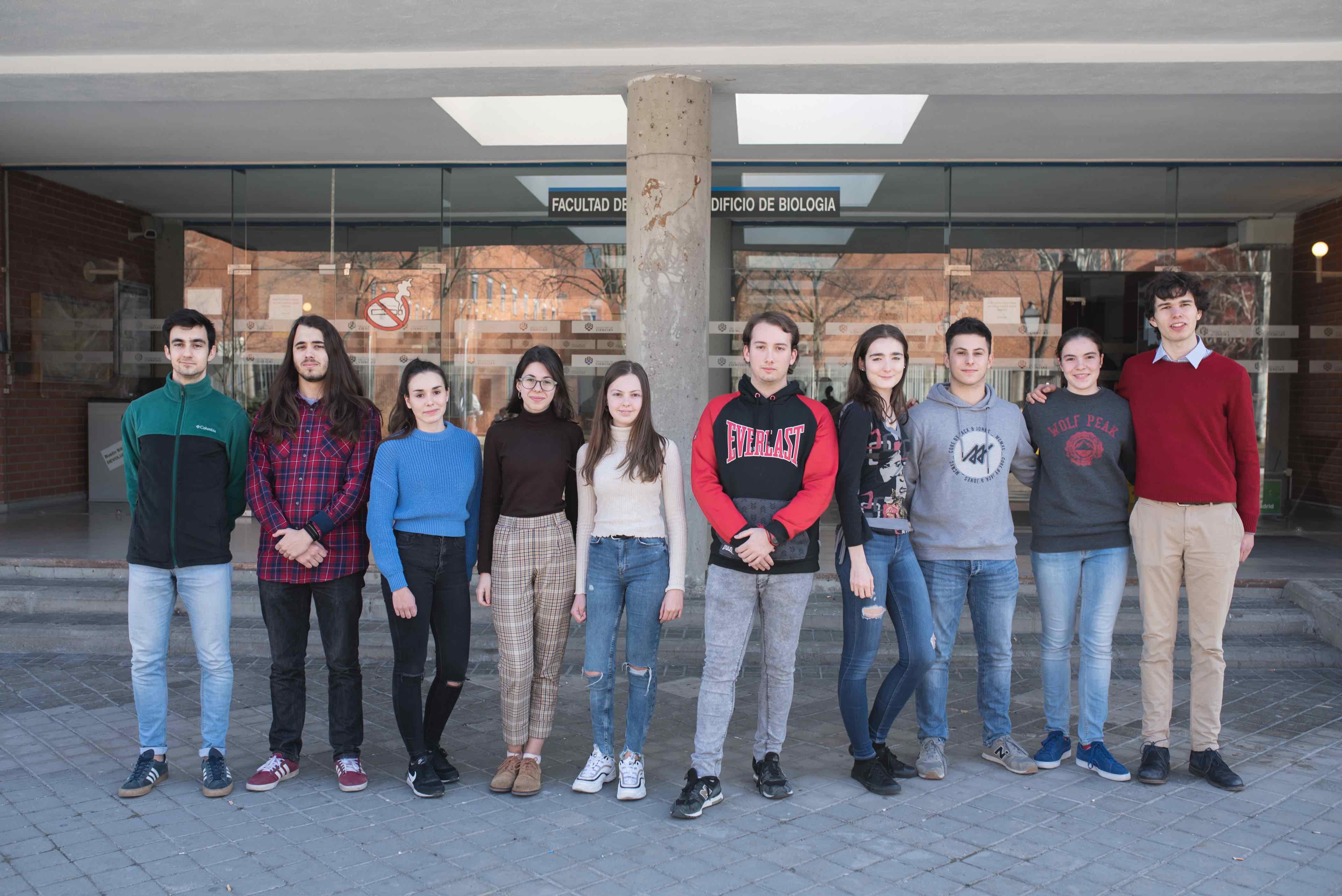 XVII Olimpiada Biología Madrid