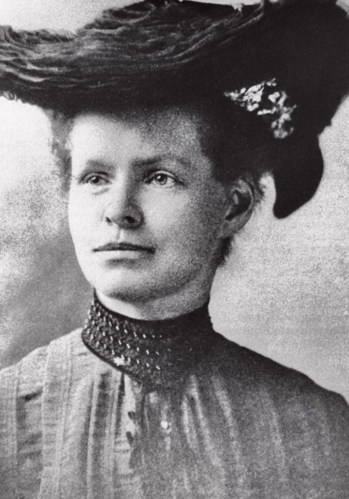 Bióloga Nettie Maria Stevens