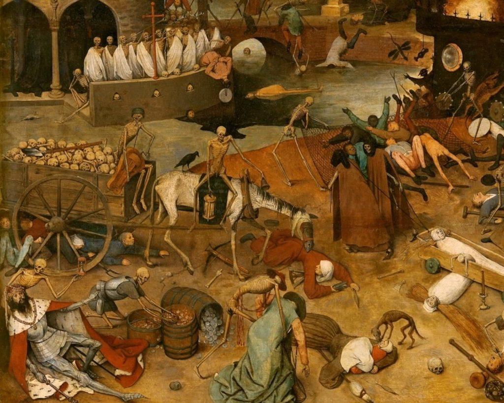 Epidemias y pandemias